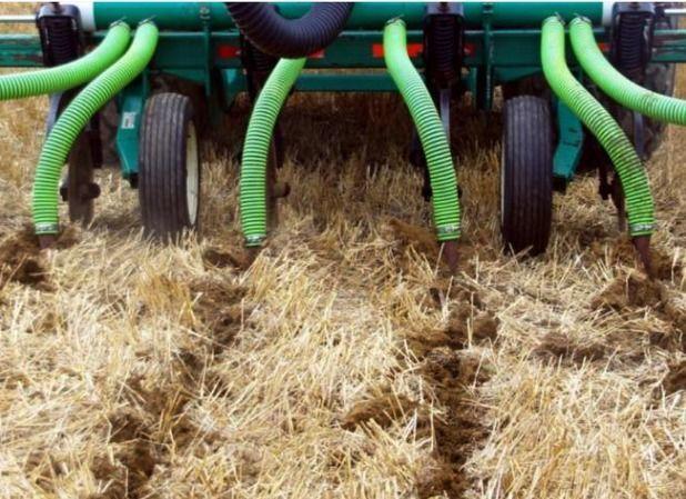 основные способы внесения удобрений