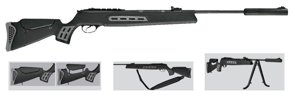 Пневматическая винтовка Hatsan 125 Sniper
