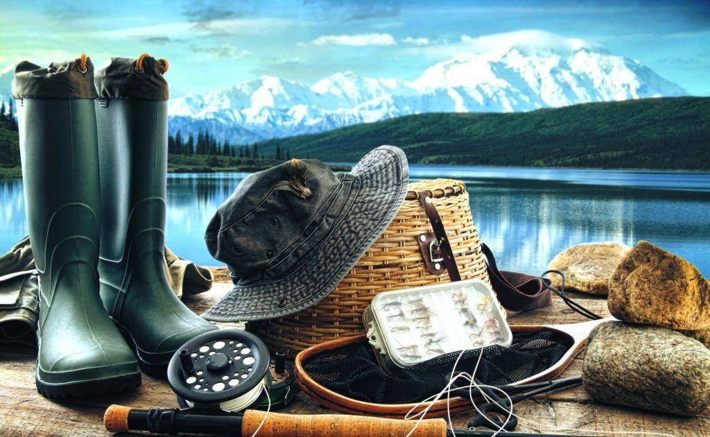 Рыболовные снасти доступны в каждом городе России