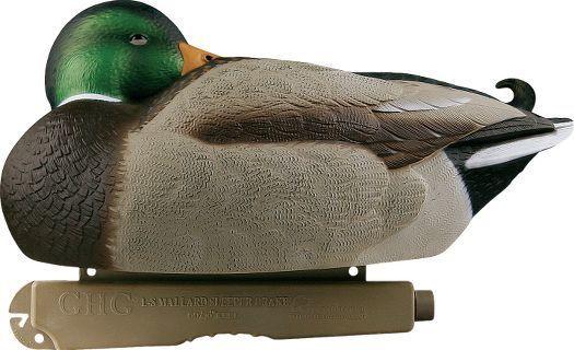 Чучело спящей утки от Greenhead Gear