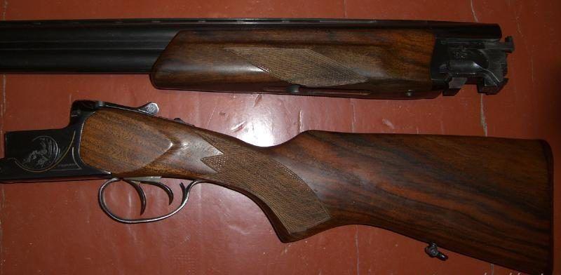 Охотничье ружьё ИЖ-27