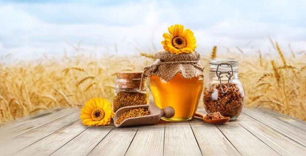 Продукты из меда невероятно полезны и вкусны