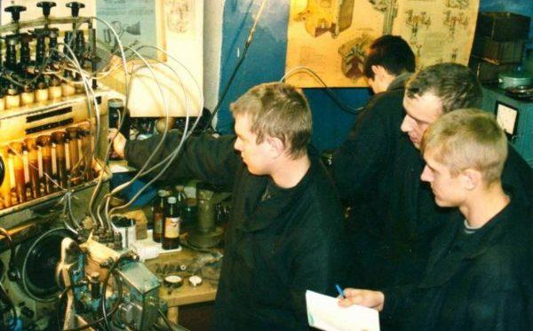 Технический сервис автотракторной техники