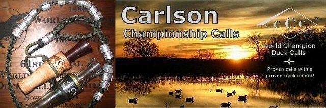 Carlson Championship Calls