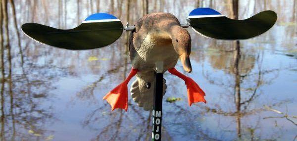 Механическая утка