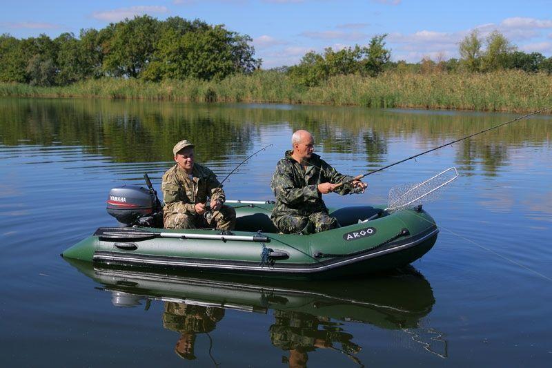Надувные лодки неотъемлемый атрибут рыбака