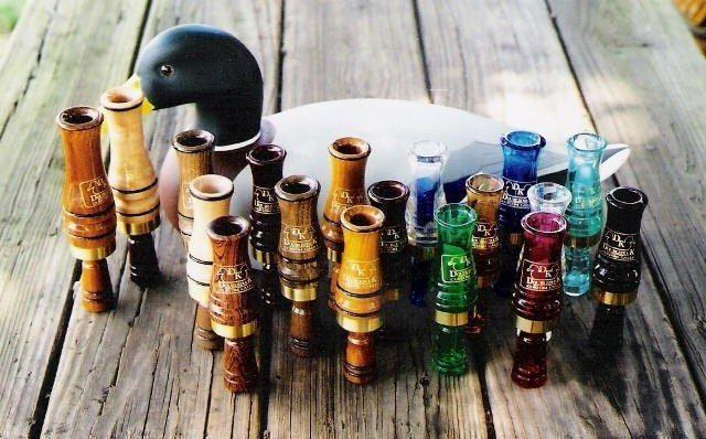 Разнообразие духовых манков