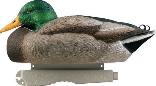 Чучело кряквы с втянутой шеей от Greenhead Gear