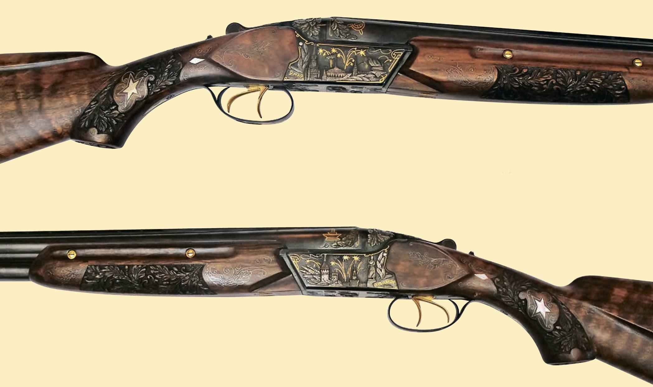 Двухствольное гладкоствольное ружье ТОЗ-34Е
