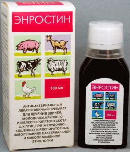 Энростин для домашних животных