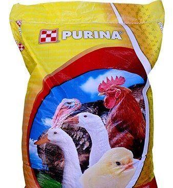 Комбикорм для цыплят индейки перепелов Пурина Purina