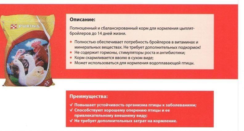 Пурина Эко Стартер