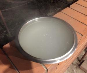 Крепкий солевой раствор (тузлук)