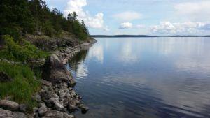 Озеро Укшезеро